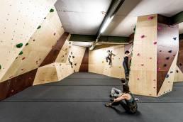 Bistro Boulderhalle Steil Karlsruhe Kinderbereich